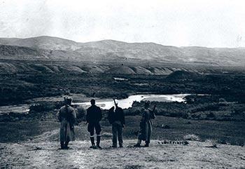 """""""לא ינום ולא יישן שומר ישראל"""", שומרים בעמק בית שאן (1938)"""