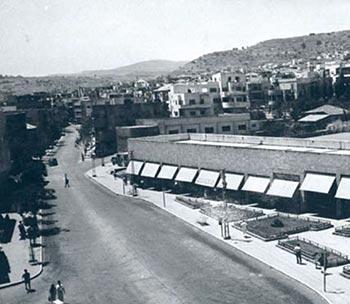 חיפה הבנויה בשנות ה-40