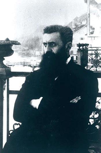בנימין זאב הרצל, מנהיג הציונות המדינית (1901)