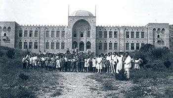 בנין הטכניון בחיפה, שנות ה-30